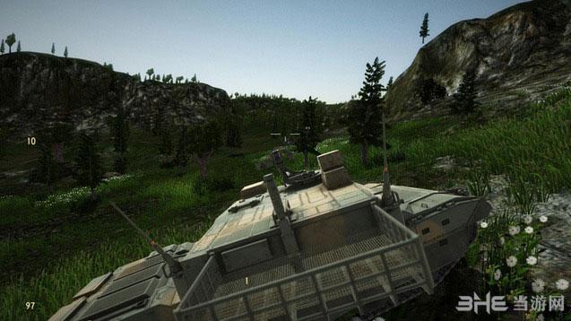 战斗坦克阿玛达截图0