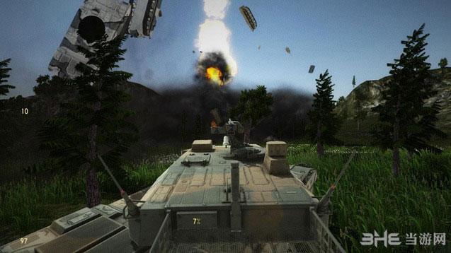 战斗坦克阿玛达截图1