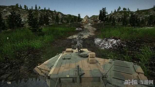 战斗坦克阿玛达截图2