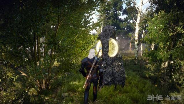 巫师3狂猎v1.30幻想画质增强MOD截图1