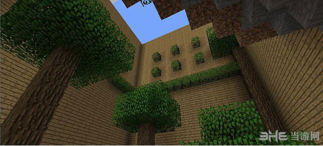 我的世界树跑酷地图截图0