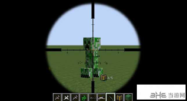 我的世界1.7.10Flan枪械MOD截图1