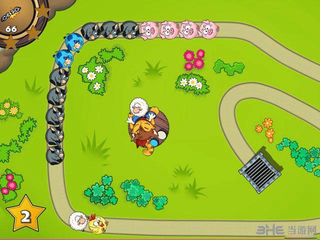 泡泡动物园2截图0