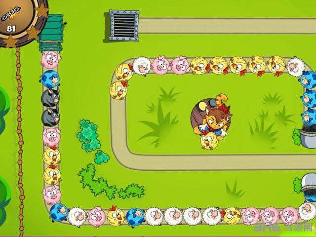 泡泡动物园2截图1