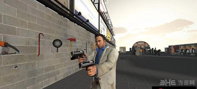 求生之路2伯莱塔M92FS手枪MOD截图0