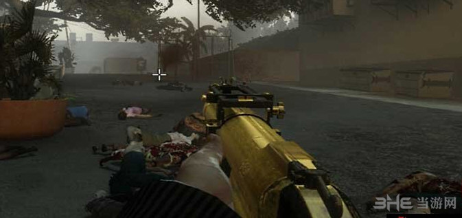 求生之路2黄金地狱榴弹枪MOD截图0