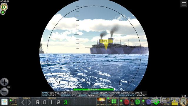 战术潜艇截图0