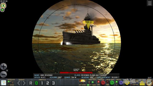 战术潜艇截图1