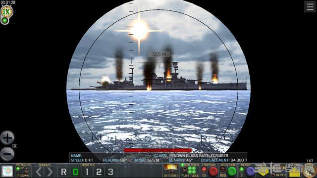 战术潜艇截图2
