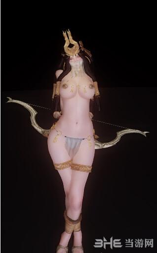 上古卷轴5天际埃及女巫MOD截图2