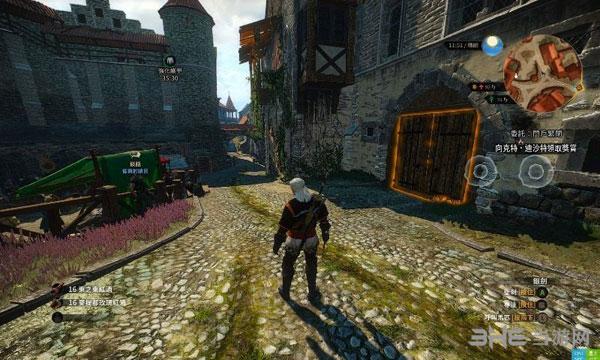 巫师3:狂猎修正视距问题MOD截图0