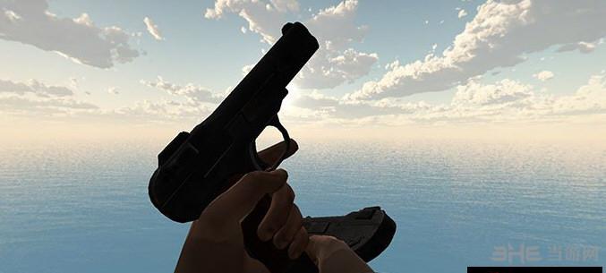 求生之路2勃朗宁M1900式手枪MOD截图0