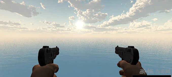 求生之路2勃朗宁M1900式手枪MOD截图1