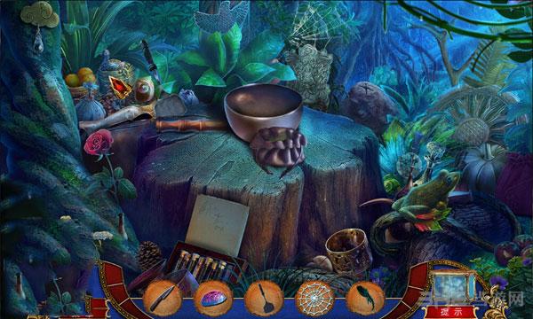 世界传奇9:遗忘的恶魔之岛截图0