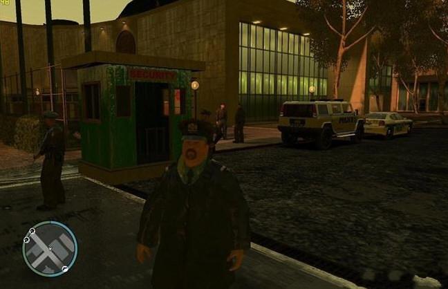 侠盗猎车手4超级警察MOD截图0
