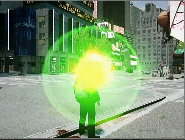 侠盗猎车手4成为魔法师-魔法师技能MOD截图1