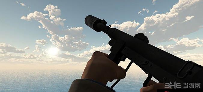 求生之路2卡尔古斯塔夫M45冲锋枪MOD截图0