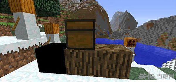 我的世界1.10箱子生成台MOD截图1