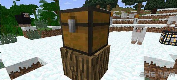 我的世界1.10箱子生成台MOD截图3