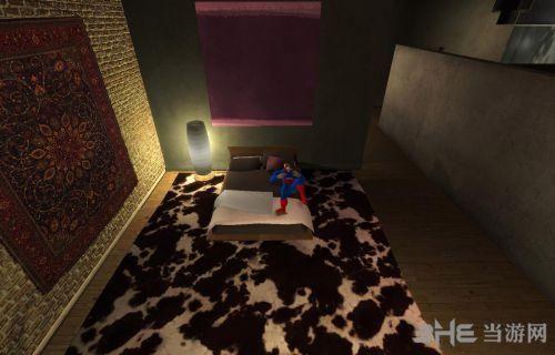 侠盗猎车手4超级英雄超能力模式超人MOD截图2