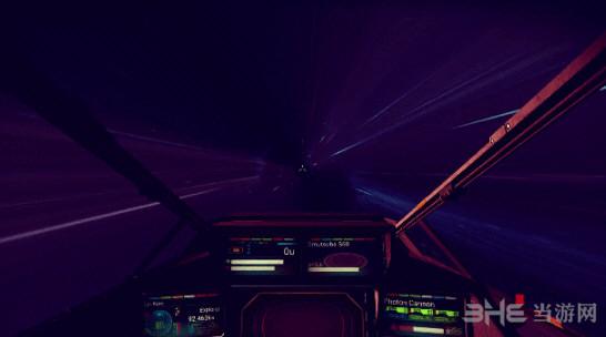 无人深空DARK WARP黑暗扭曲隧道特效MOD截图0