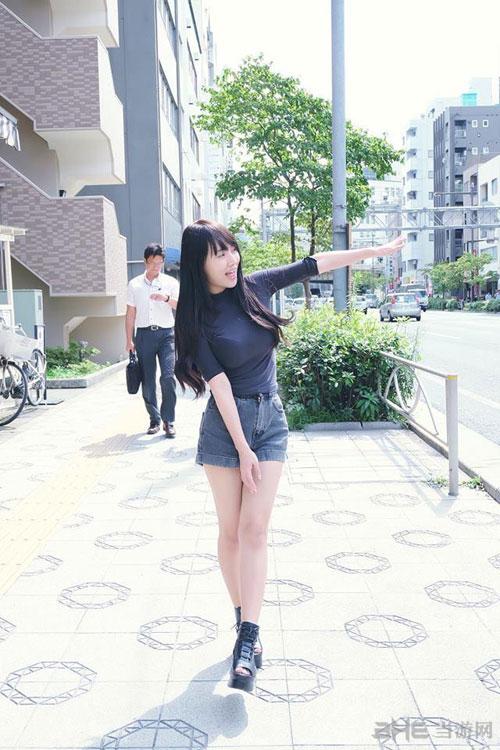 泰国最胸女主播虎牙妹图片4