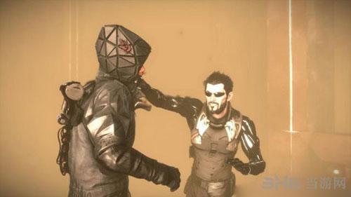 杀出重围人类分裂游戏截图9