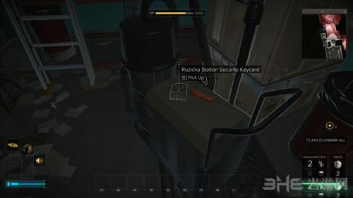 杀出重围人类分裂游戏截图4