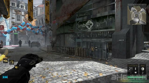 杀出重围人类分裂游戏截图2