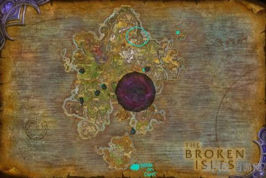 魔兽世界7.0玩家意外解开隐藏谜题详解1
