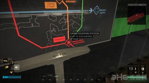 杀出重围人类分裂游戏截图7