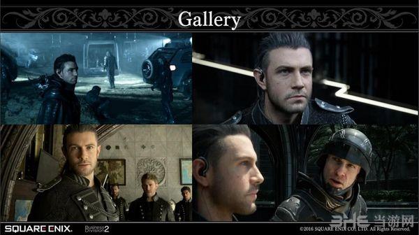 最终幻想15角色设定图3