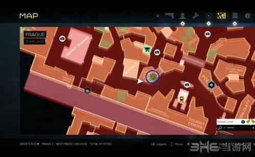 杀出重围人类分裂游戏截图3