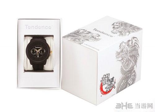 如龙主题手表图片5