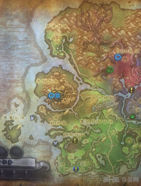 魔兽7.0破碎群岛钓鱼福利1