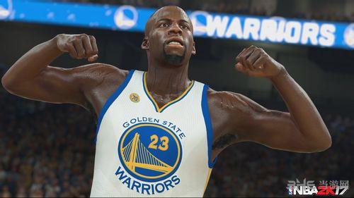 NBA2K17截图
