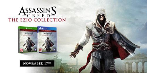 刺客信条Ezio合集图片1
