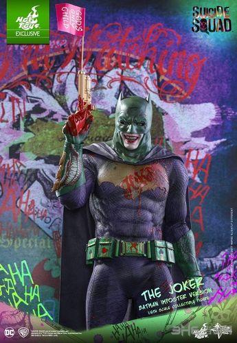小丑版蝙蝠侠手办推出