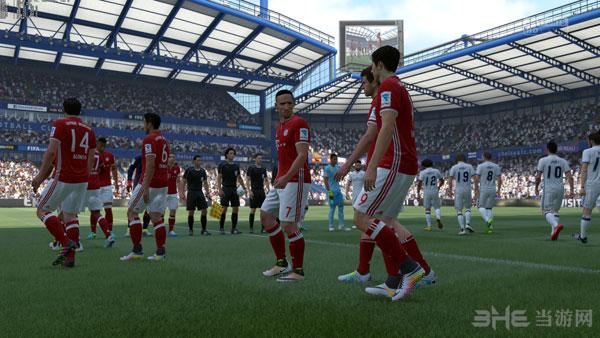 FIFA 17截图4