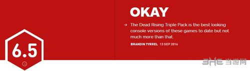 丧尸围城重制版IGN评分