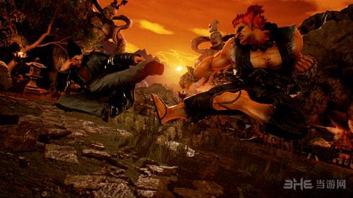 《铁拳7》全新一批截图公布 角色实战画面展示