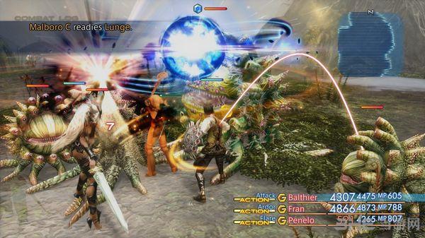 最终幻想12黄道年代截图3