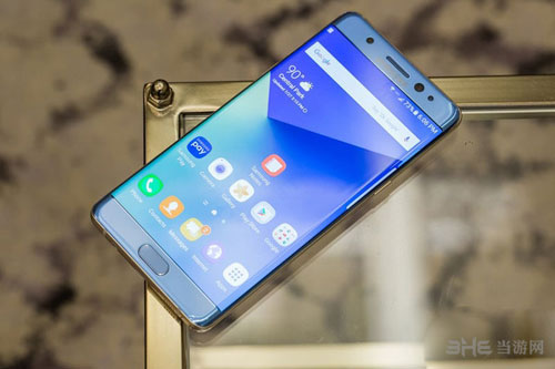 Galaxy Note 7截图1