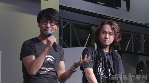 小岛秀夫在TGS20161