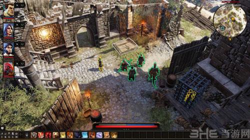 神界原罪2游戏截图2