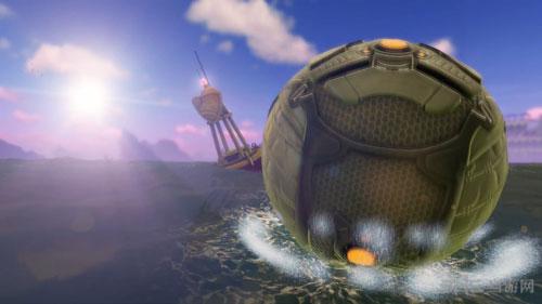 火箭联盟截图3