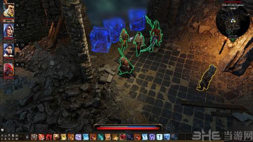神界原罪2游戏截图8