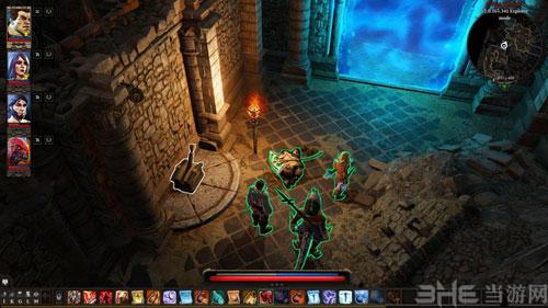 神界原罪2游戏截图15