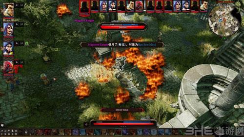 神界原罪2游戏截图5