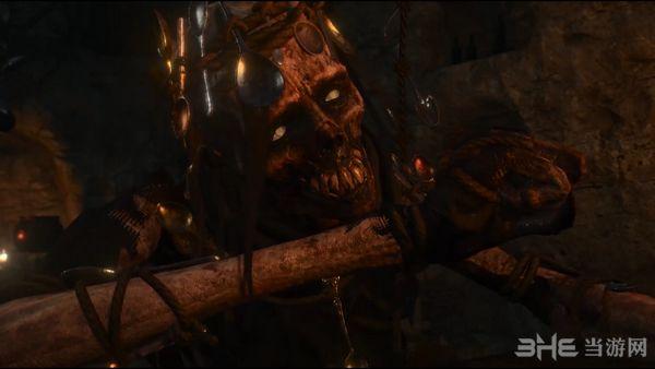 巫师3汤勺怪Cosplay图片2